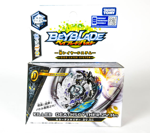 BEYBLADE BURST GOD B-85 BOOSTER KILLER DEATHSCYTHER