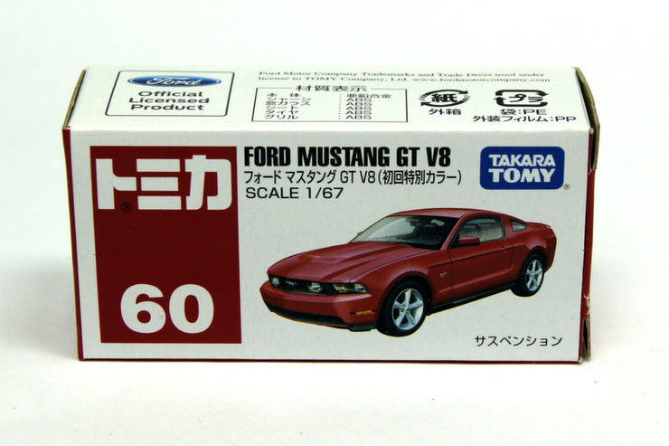 472353 FORD MUSTANG GT V8 (1ST)