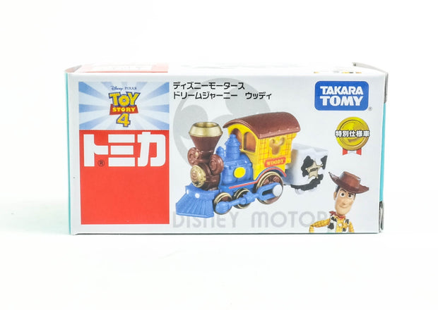 TS4 Tomica Disney Motors Dream Journey Woody