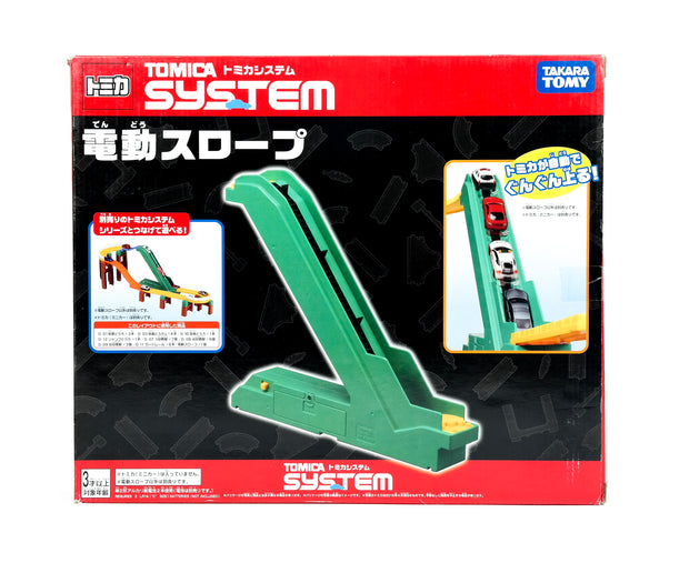 Tomica System Electric Slope