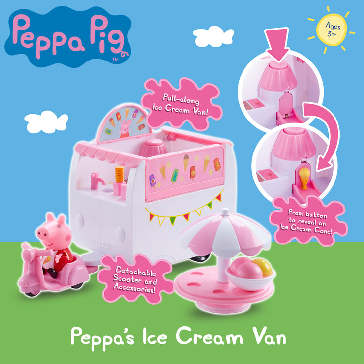 Peppa Pig Peppa's Ice Cream Van