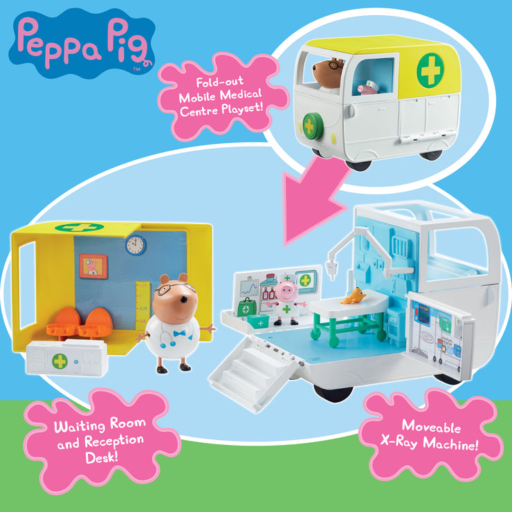 Peppa Pig Mobile Medical Centre