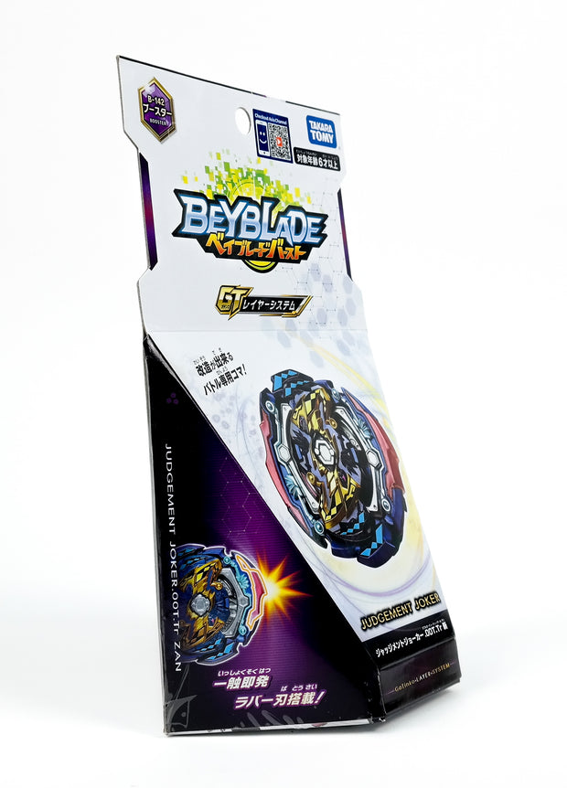 Beyblade B-142 Booster Judgement Joker