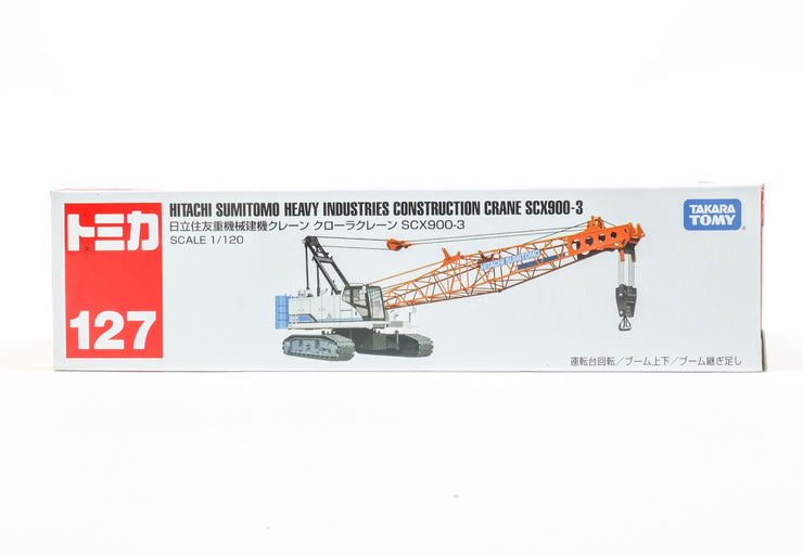 824763 Hitachi Sumitomo Heavy Industries Construction Crane SCX900-3