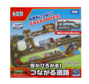 TOMICA TOWN CONNECTING ROAD SET 2