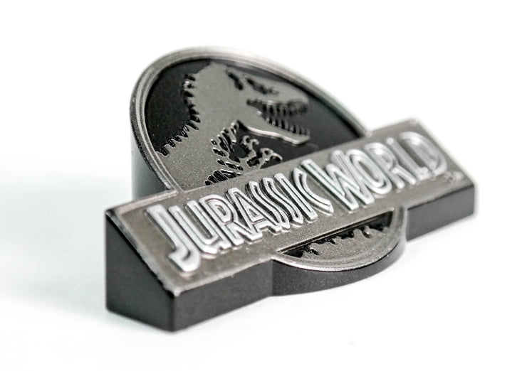 Metacolle Jurassic world 2 Logo Collection
