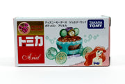 Tomica Disney Motors Jewelryway Potiron Ariel