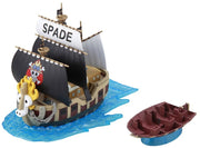 GRAND SHIP COLLECTION SPADE PIRATES SHIP