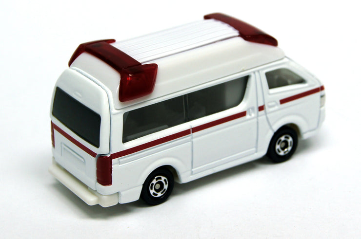 741398 Toyota High Medic Ambulance Car