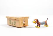 Dream Tomica Toy Story 08 Slinky Dog & Carton