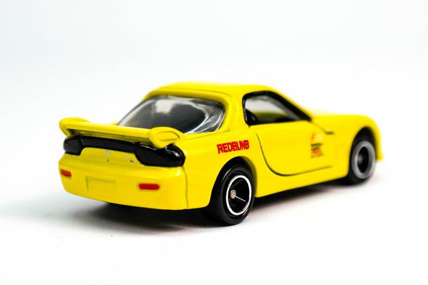 DREAM TOMICA INITIAL D FD3S RX-7 NEW MOVIE VER.