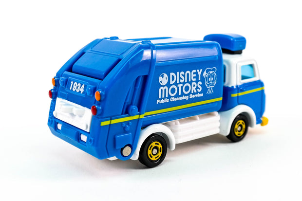 TOMICA DISNEY MOTORS DM-06 CASPALZ DONALD DUCK