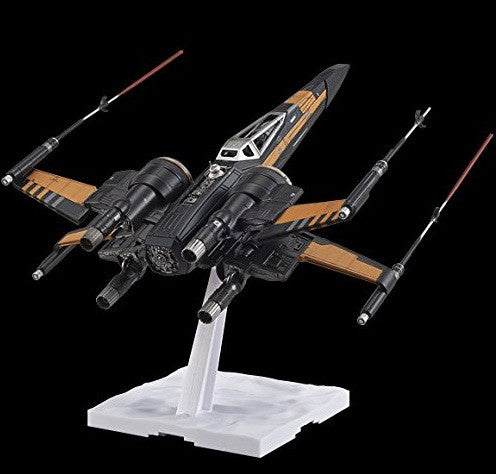 Star Wars 1/72 Poe's X-Wing Fighter