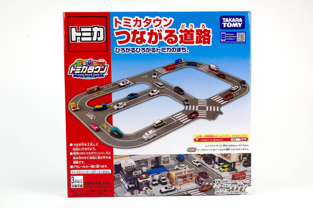 TOMICA TOWN CONNECTING ROAD SET 1