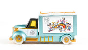 Tomica Disney Motors Gooday Carry 10th Anniversary Edition Sej