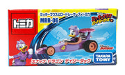 Mickey Roadster Racers Tomica  MRR-06 Snap Dragon Daisie
