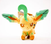 LEAFEON ON SHOULDER