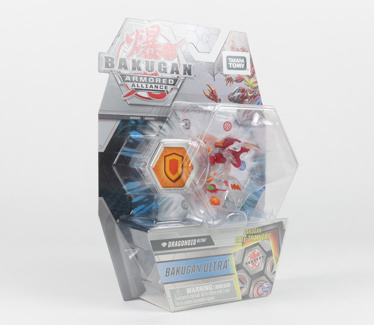 Bakugan S2 Ultra Ball (173199) 37 - Dragonoid V2 Diamond