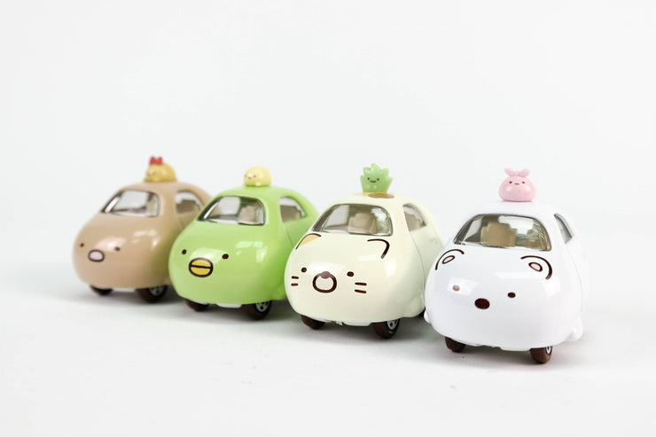 DREAM TOMICA SUMIKKO GURASHI CAT 866893