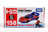 DREAM TOMICA SPIDER FORMULA NO.158