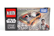 TOMICA STAR WARS STAR CARS SC-05 BETA 2 SPORT CAR