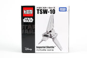 TOMICA STAR WARS TSW-10 IMPERIAL SHUTTLE '17