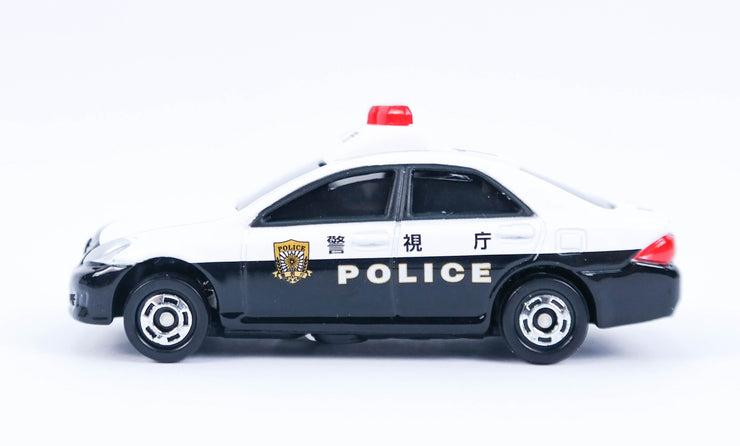 Tomica 4D 05 Toyota Crown