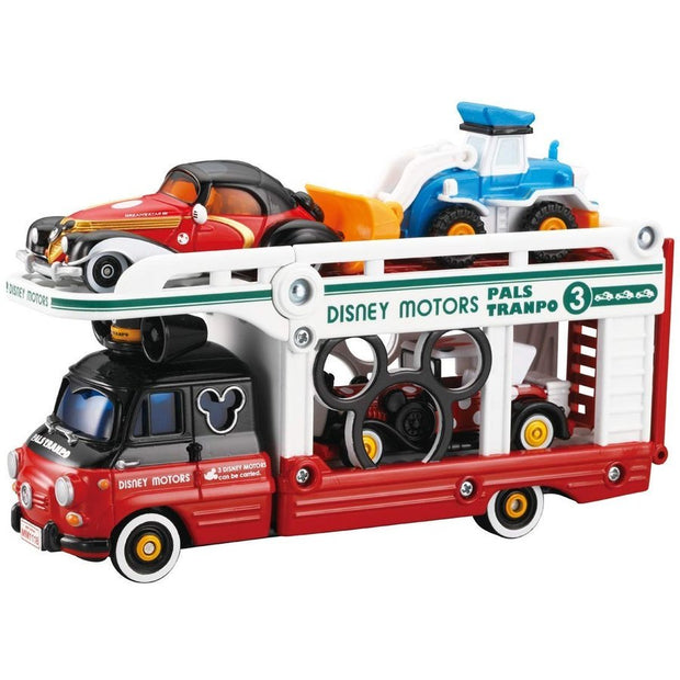 Tomica Disney Motors DM Pals Transporter Mickey