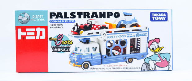 Tomica Disney Motors DM Pals Transporter Donald