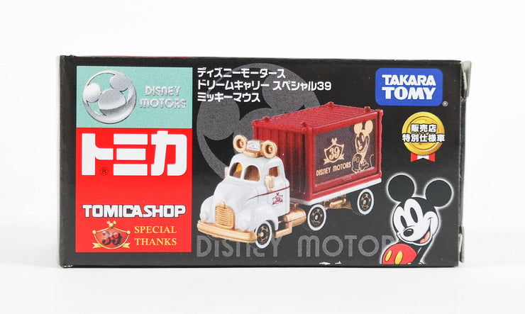 Tomica Disney Motors DM Shop Ex Dream Carry Mickey