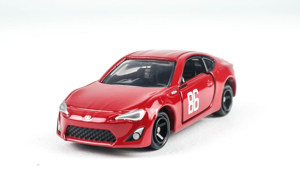 Dream Tomica Initial D MF Ghost/ Toyota 86 GT