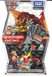 Bakugan Baku016 Card Packs Series 1