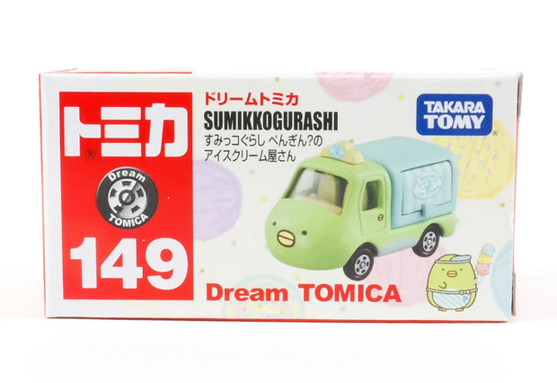 Dream Tomica Sumikkogurashi Penguin New'19 No.149