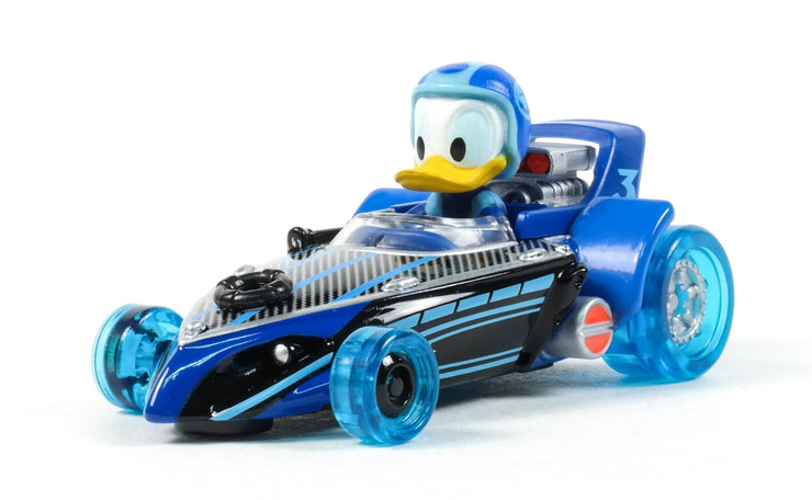 Mickey Roadster Racers Tomica  MRR-10 Duck Cruiser Donald Duck (Super Charge Type)