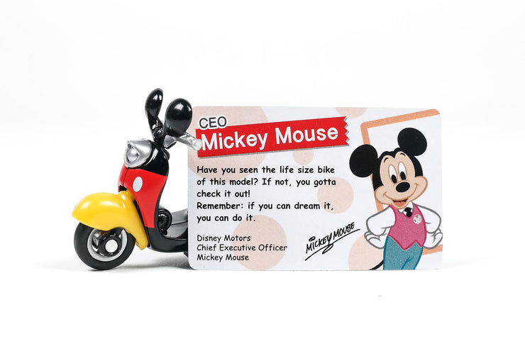 Tomica Disney Motors DM-04 TimTim Mickey Mouse