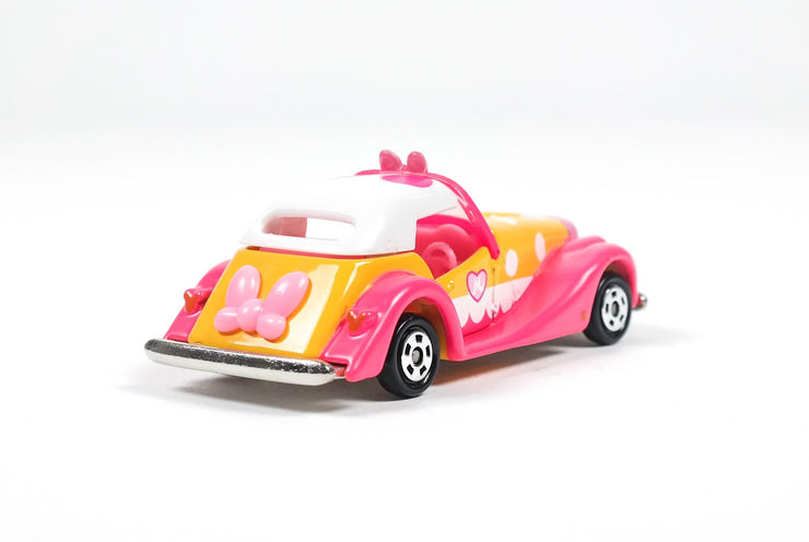 Tomica Disney Motors DM-08 Dream Star Minnie Mouse