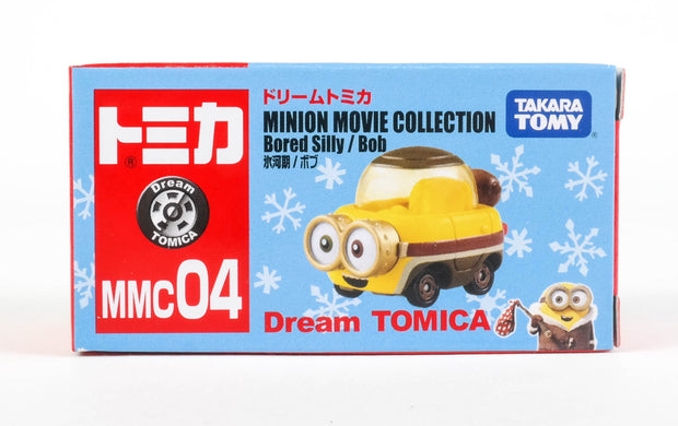 Dream Tomica Minions Collection Exploration Bob (MMC04)