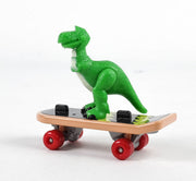 Tomica Dream Ride-On Toy Story Rex & Skateboard