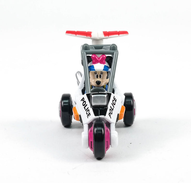 Tomica Drive Saver DS-03 Disney Acrobatic Police Minnie Mouse