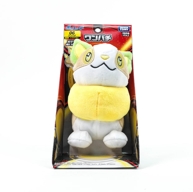 Pokemon Plush Wampachi