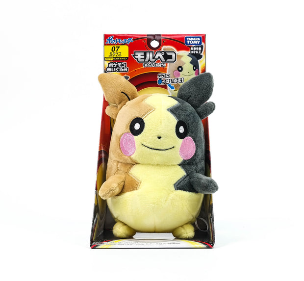 Pokemon Plush Morupeko