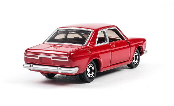 Tomica 50th Anniversary 01 Nissan Bluebird