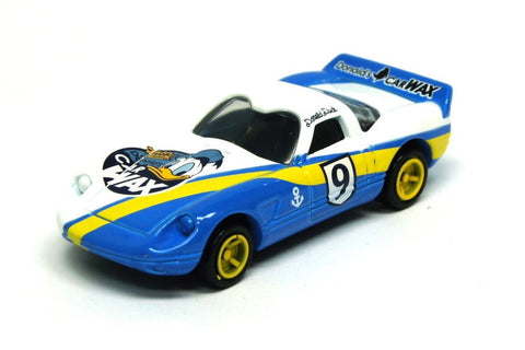 TOMICA DISNEY MOTORS DM-17 SPEEDWAY RACING DONALD DUCK