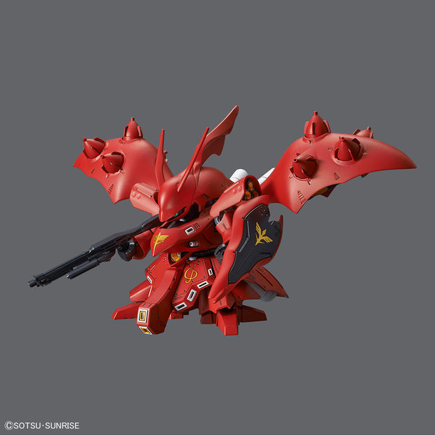 SD GUNDAM CROSS SILHOUETTE - NIGHTINGALE
