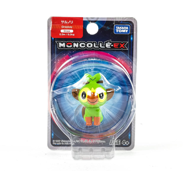 Moncolle Ex Asia Ver. #74 Grookey