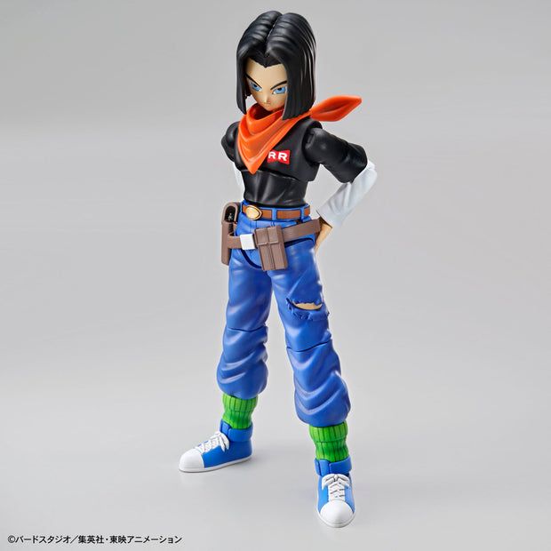 FIGURE-RISE STANDARD ANDROID #17