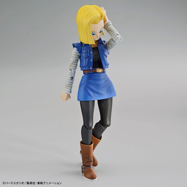 FIGURE-RISE STANDARD ANDROID #18