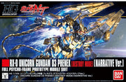 HGUC 1/144 UNICORN GUNDAM 03 PHENEX( DESTROY MODE) NT Ver.