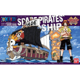 1600 GRAND SHIP COLLECTION SPADE PIRATES SHIP