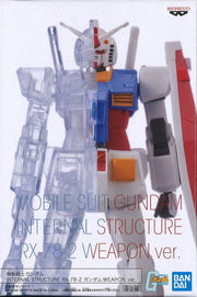 Mobile Suit Gundam Internal Structure Rx-78-2 Gundam Weapon Ver. (Ver A)